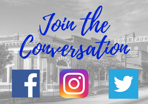 Join the Conversation about Downtown Douglasville